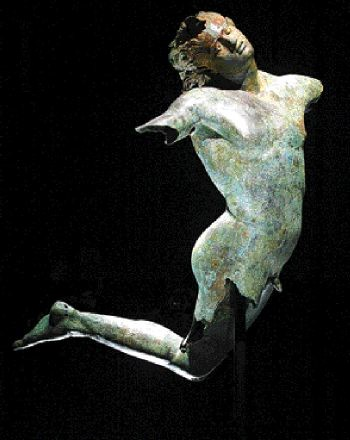Dancing satyr of Mazara del Vallo