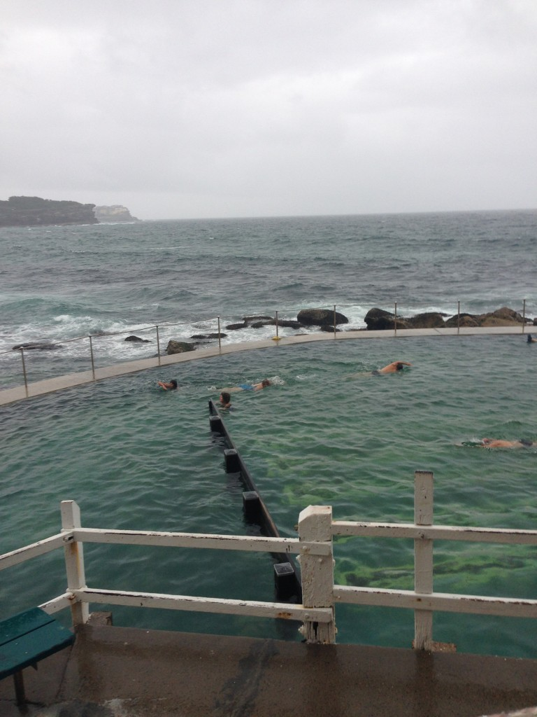 Bronte ocean pool gives moments of beauty, simplicity